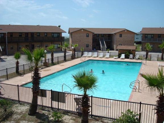 Port Aransas Beach Condo #6 Pool